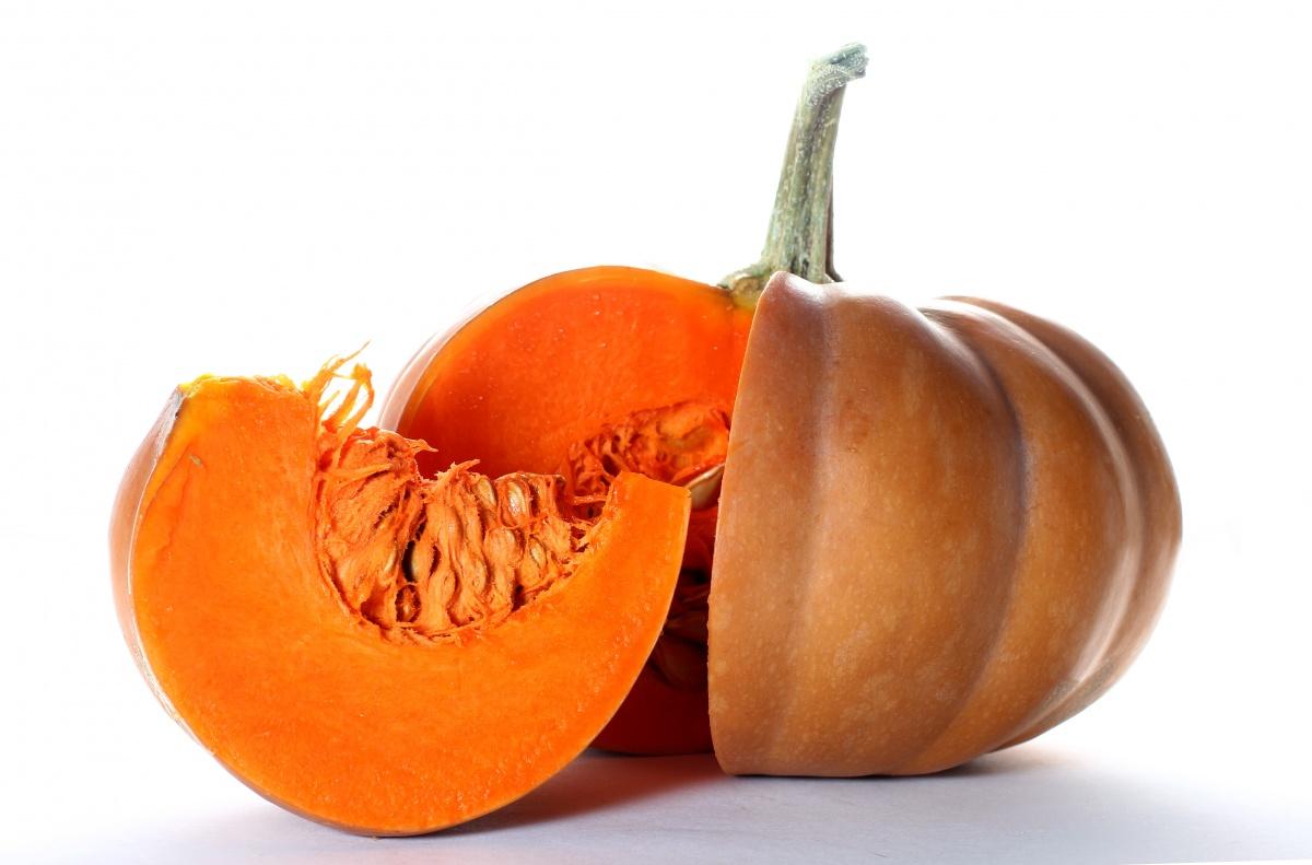 Тыква – оранжевый символ осени