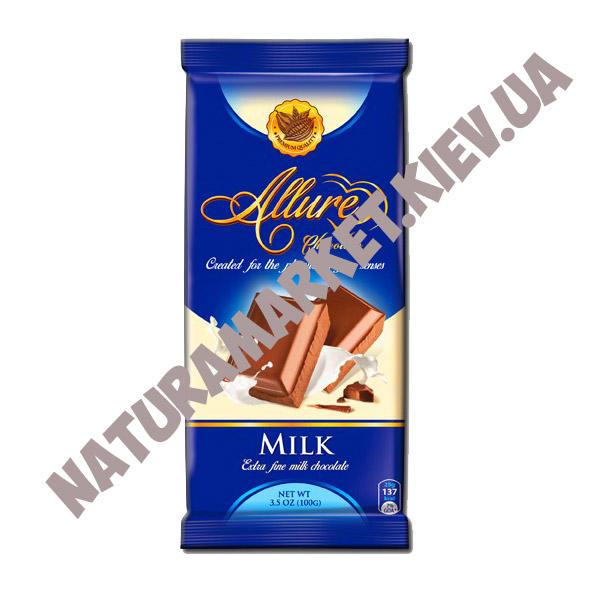 """Купить молочный шоколад """"Allure"""" в Киеве"""