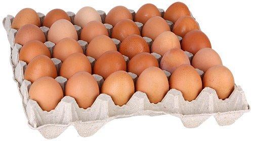Яйца куриные, лоток 30 шт