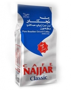 Арабский кофе Наджар (Najjar) 200 г/шт