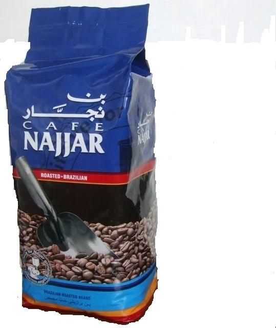 Кофе в зернах Наджар (Najjar) 1 кг/шт