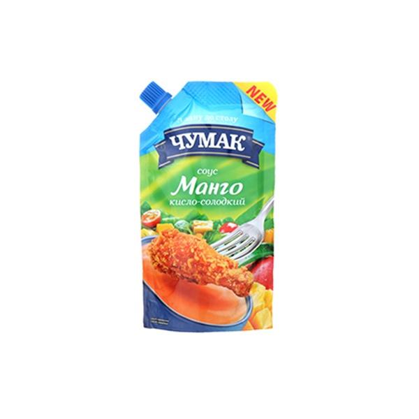 Соус ТМ Чумак » Манго»кисло-сладкий 200г