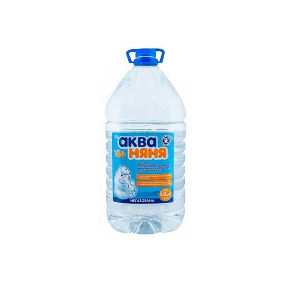 Вода Аква-Няня 5.0л