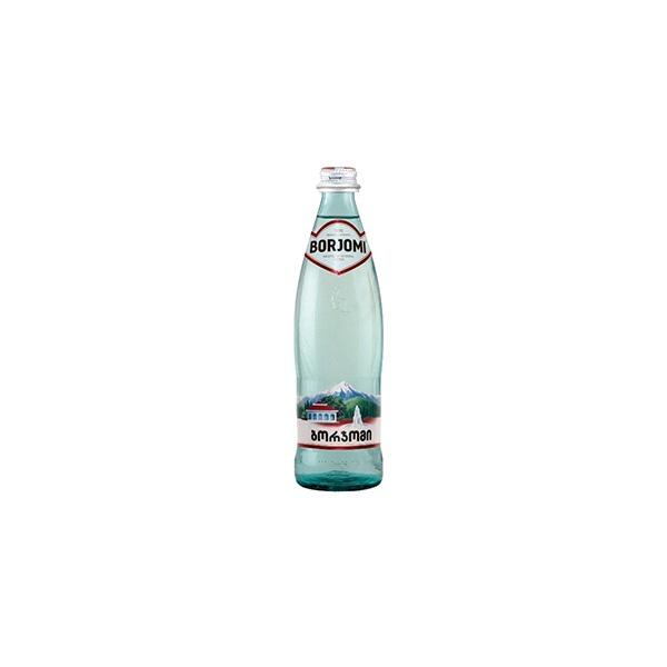 Вода Боржоми  0,5 стекло