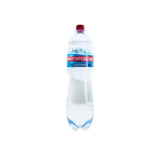 Вода Миргородская 1,5л газ